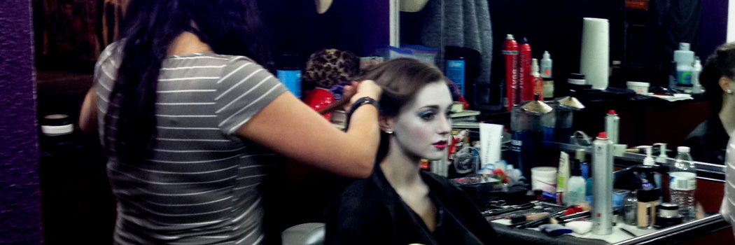Hair and Make-Up