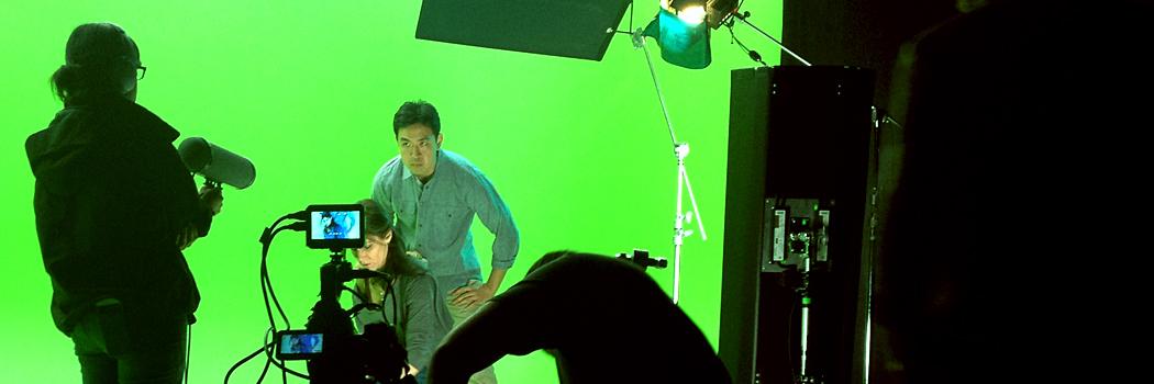 Green Screen Cyc